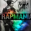 Cover of album trapmania by TR@P M@N