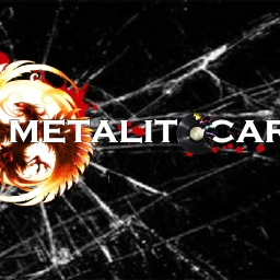 Cover of track Unltimo by metalitocard