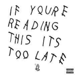 Cover of track If you're reading this it's to late by @LIONS PRODUCTION*