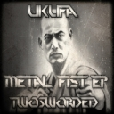 Cover of album Metal Fist EP by Two-Sworded