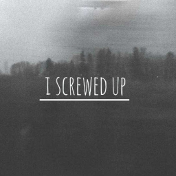 Cover of track i screwed up by swaler