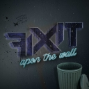 Cover of track Apon The Wall by Fixit