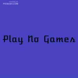 Cover of track Play No Games by Dafph (Old Account)