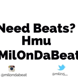 Cover of track No Time by milondabeat