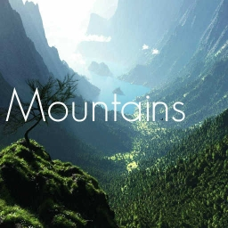 Cover of track Mountains by DubLion