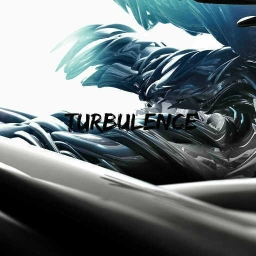 Cover of track Turbulence by abstract
