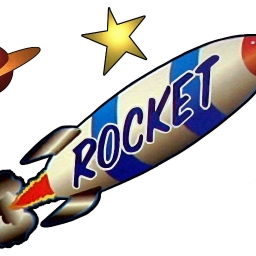 Cover of track Rocket by Carlos Hedfords