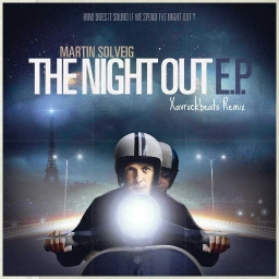 Cover of track Martin Solveig-The Night Out (Xavrockbeats Remix) by Xavi