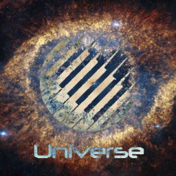 Cover of track Meteorite by Universe//
