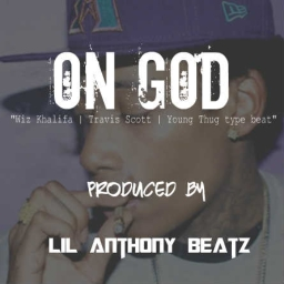 Cover of track On God | Prod by @LilAnthonyBeatz by LAB Prod