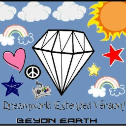 Cover of track Dreamworld - Extended Version by Beyond Earth