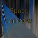 Cover of album Space rainbow by ssagg