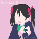 Cover of track Nicotine Rush (Primo) by SIMP
