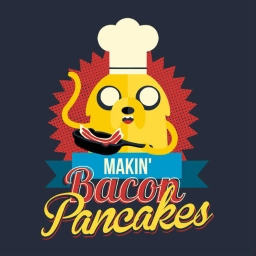 Cover of track Bacon Pancakes by zelmite