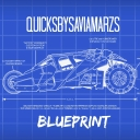 Cover of track QBS_1: Blueprint by saviamarzs