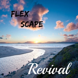 Cover of track Revival by C̟A̟E̟Z̟A̟ (FlexScape)