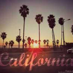 Cover of track California by Vorterixen (aka. MYTON)