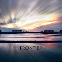 Cover of track Frontier by abstract