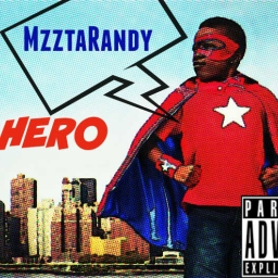 Cover of track Hero by Mzztarandy