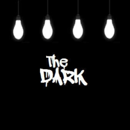 Cover of track The Dark by Roderick C.
