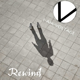 Cover of track rewind by whize