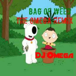 Cover of track Bag of Weed (The Omega Remix) by Murderbeat [100]