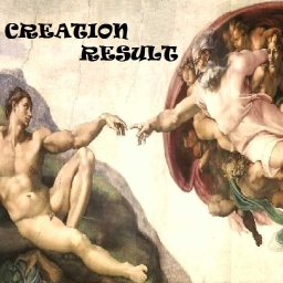 Cover of track Creation Result by DJ-Kola