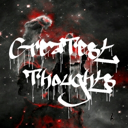 Cover of track Greatest Thoughts by Ace Deluca