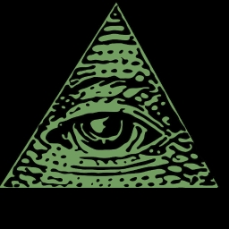 Cover of track Faded Capitols is... Illuminati... by Hydrium