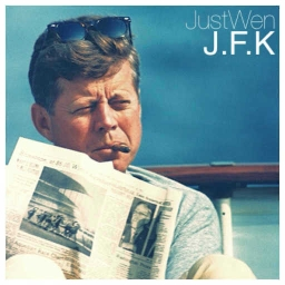Cover of track Just Faded King (J.F.K) by JustWen