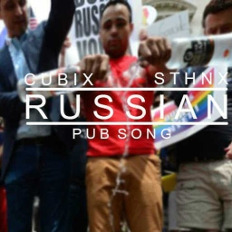 Cover of track Russian Pub Song - Synthonix + Cubix by sin thee