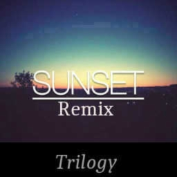 Cover of track Sunset (Trilogy Remix) by Trilogy