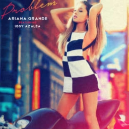 Cover of track Problem By Ariana Grande ft. Iggy Azalea by ❤ A R I ❤