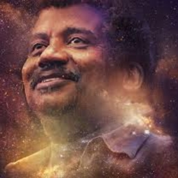 Avatar of user Neil Degrasse Tyson