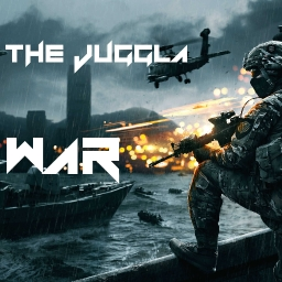 Cover of track War by Jay The Juggla