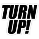 Cover of track Turn up everyone by Demetrius Dallas Jr