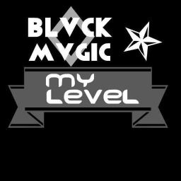 Cover of track My Level by BLVCKMVGIC