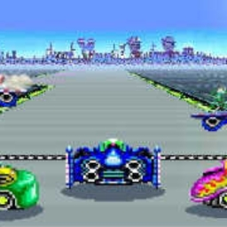 Cover of track FZero Mute City by Sgt. P