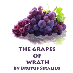 Cover of album The Grapes of Wrath by Brutus Siralius