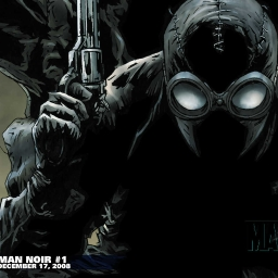 Cover of track Spider-Man Noir: Investigation by joepaws3
