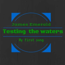 Cover of track Test the waters by JamesEmerald