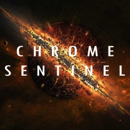 Cover of track Chrome Sentinel by Kyba