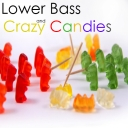 Cover of album Lower Bass and Crazy Candies by Style Gi.