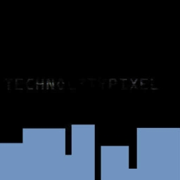 Cover of track Techno City by pixelbitofficial