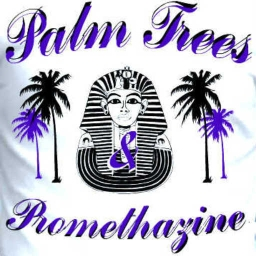 Cover of track Palm Trees & Promethazine by Roze