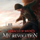 Cover of track My Revolution song by AtomAndMusic