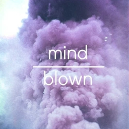 Cover of track mind blown by lyndon