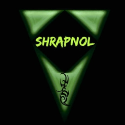 Cover of track BASS TESTING by SHRAPNOL