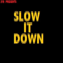 Cover of track slow it down by Goon_Kid_Cali