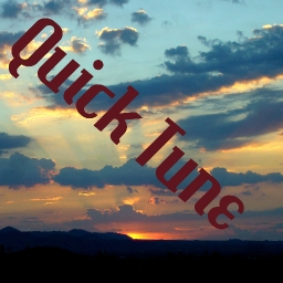 Cover of track Quick Tune by SefAlfa